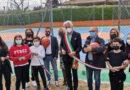 """Corneto ritrova il campo da basket """"Una palestra a cielo aperto in città"""""""