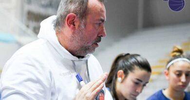 clamoroso in casa Panthers Roseto: esonerato coach Ghilardi