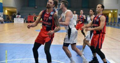 CJ Basket-Cividale 66-70: Taranto cade sul più bello