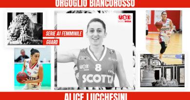 Alice Lucchesini resta a Empoli