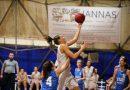 La Iannas Virtus Cagliari apre la serie B con un successo